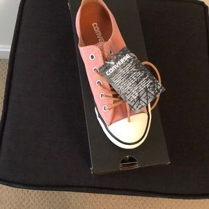 Converse All-Stars Pink Size 5